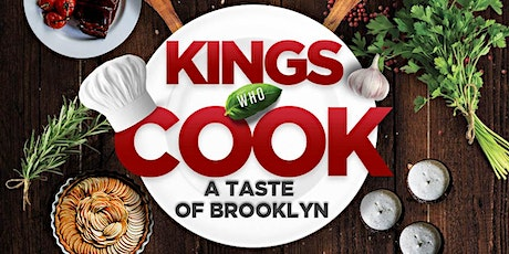 Kings Who Cook: A Taste of Brooklyn tickets