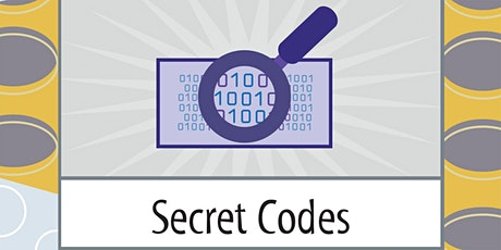 IHMC Science Saturday - Secret Codes, 11 am - grades 5 and 6 ONLY tickets