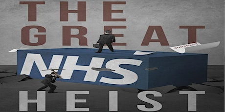The Great NHS Heist tickets