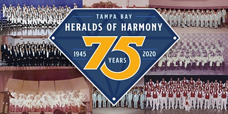 Heralds of Harmony 75th Celebration Shows tickets