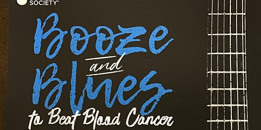 Bourbon, Booze, and Blues for Blood Cancer