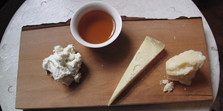 Tea + Cheese Tasting with Saxelby Cheese tickets