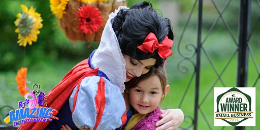 Enchanted Princess Tea Party 2020 4th Annual Loveland Colorado