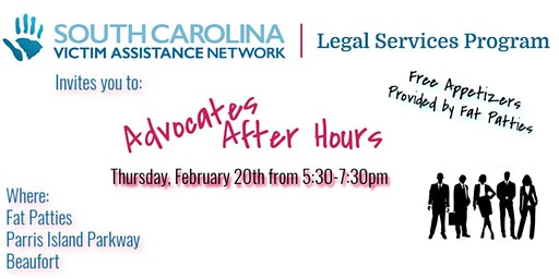 SCVAN Legal Advocates After Hours - Beaufort Office