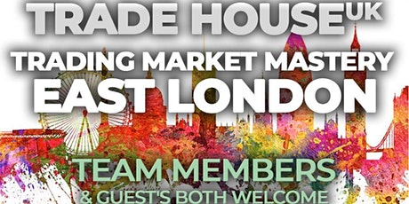 Forex & Crypto TRADEHOUSE- East London tickets