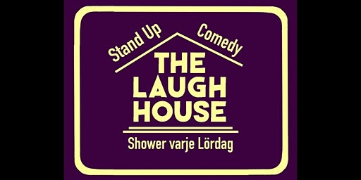 The Laugh House Ståupp Komedi  2-Maj