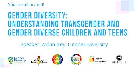 Understanding Gender Diversity tickets