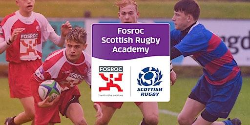 FOSROC Scottish Rugby Academy  - U17 FOSROC 4's