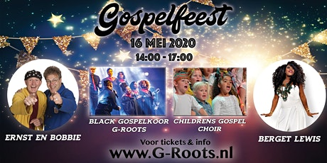 Gospelfeest tickets
