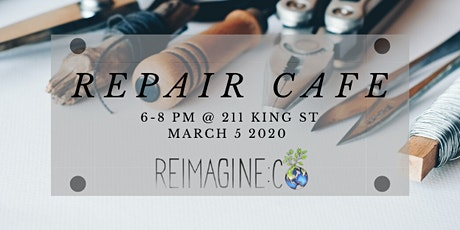 Repair Cafe - Fix your broken things - for free! tickets