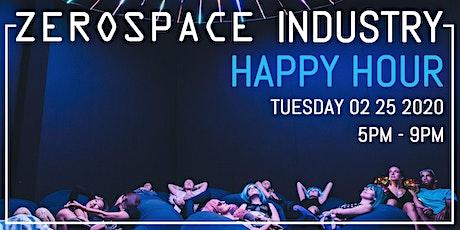 ZeroSpace Industry Happy Hour tickets