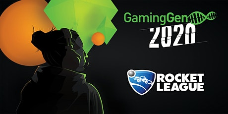 Gaming Gen 2020 - Tournoi Rocket League (PC) billets