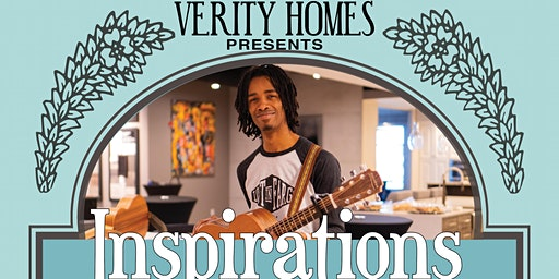Inspirations House Concert Series, Featuring Kwaician Traylor