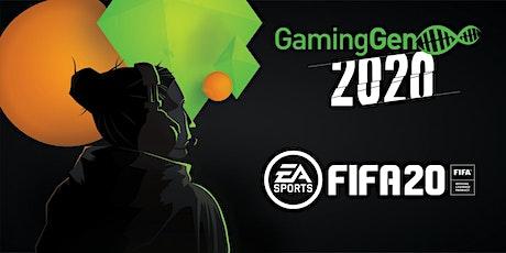 Gaming Gen 2020 - Tournoi FIFA 20 (PS4) billets