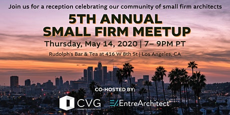 2020 Fifth Annual Small Firm Meetup tickets