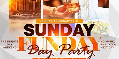 SUNDAY FUNDAY DAY PARTY tickets