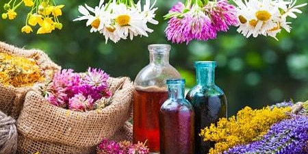 Herbal Class ~ Learn how to make Flower Essences and take one home!