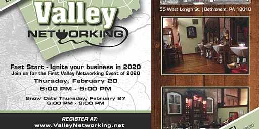 Valley Networking at Artisan Wine and Cheese Cellars