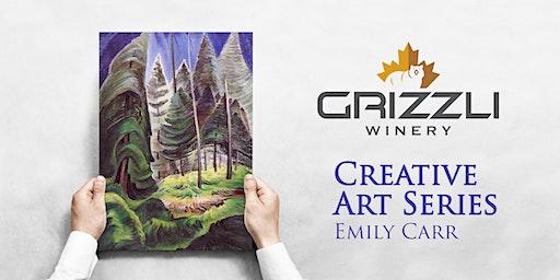 Creative Art Series: Emily Carr