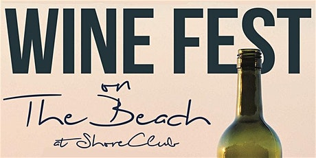Wine Fest on the Beach - Wine Tasting at North Ave. Beach (Sept. 11th) tickets