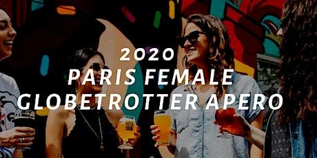 Paris Female Globetrotter Apero tickets
