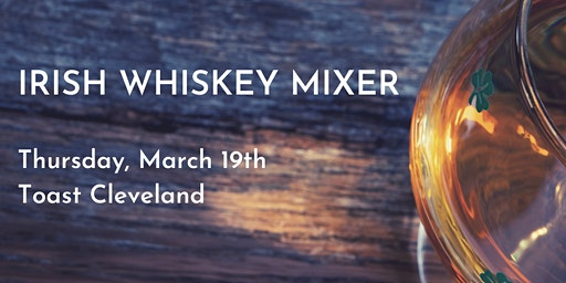 Irish Whiskey Mixer