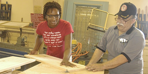Woodshop 1 - Basic Safety Class