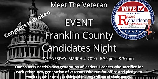 Franklin County Candidates Night ( Non-Partisan)