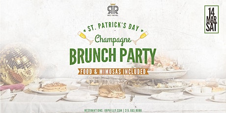 St. Patrick's Day Champagne Brunch Party | Food & Mimosas Included tickets