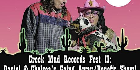 CMR Fest II: Dan & Chelsea's Going Away/Benefit Show! tickets