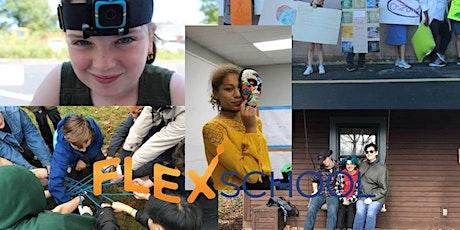 FlexSchool Open House tickets
