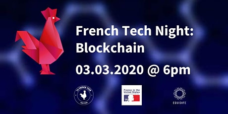 French Tech Night: Blockchain tickets