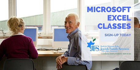 Microsoft Excel Workshop tickets