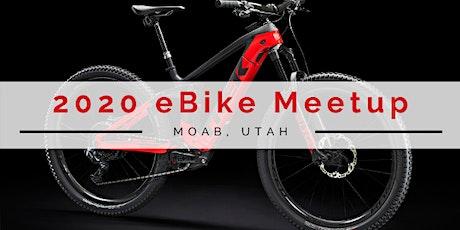 eBike Meetup: Moab tickets