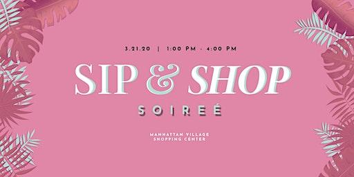 Sip & Shop Soirée