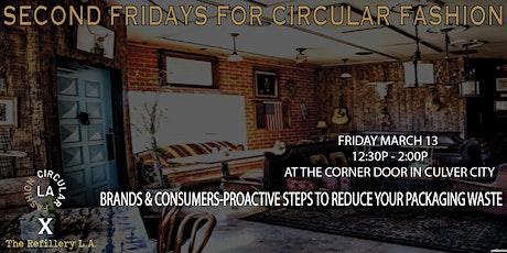 Second Fridays For Circular Fashion tickets