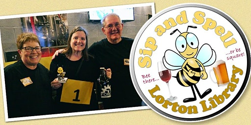 Sip & Spell: A Spelling Bee for Adults