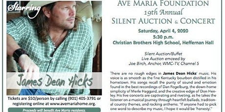 Ave Maria Home's 19th Annual Auction & Concert tickets