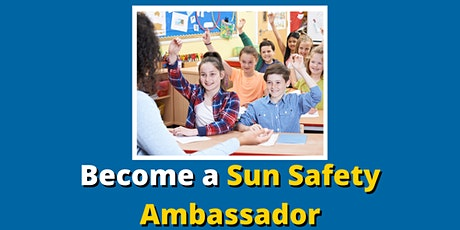 Volunteer Sun Safety Ambassador Training tickets