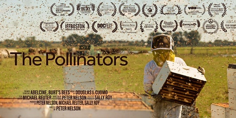 [POSTPONED] The Pollinators Film Screening & Honey Tasting tickets