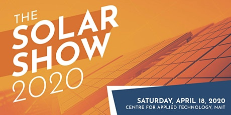 Solar Show 2020 - EVENT POSTPONED! tickets