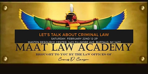 Ma'at Law Academy