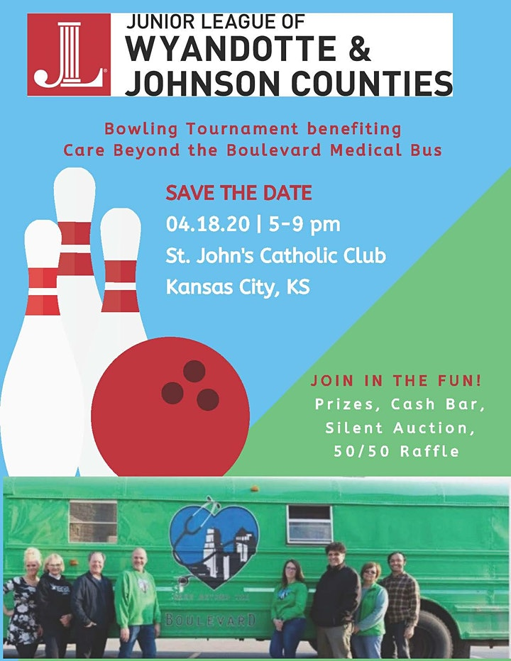 JLWJC Bowling Tournament benefitting Care Beyond the Boulevard image