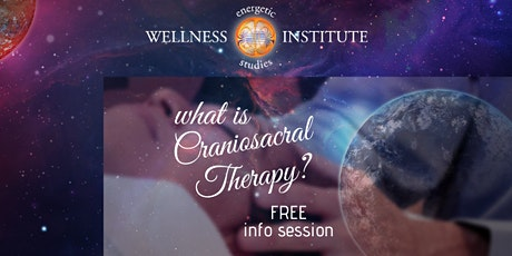 What is Craniosacral Therapy? tickets