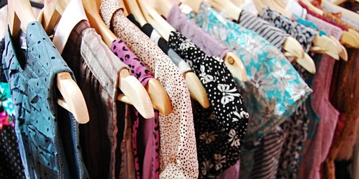 Sale of Pre-loved Clothes for Charity