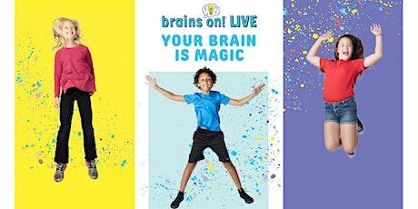 Brains On! tickets