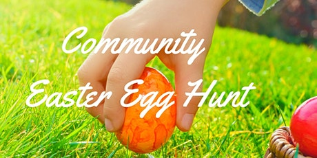 "2020 Community Easter Egg Hunt - ""Easter in July"" tickets"