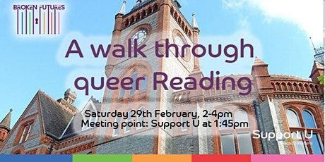 A walk through Queer Reading tickets
