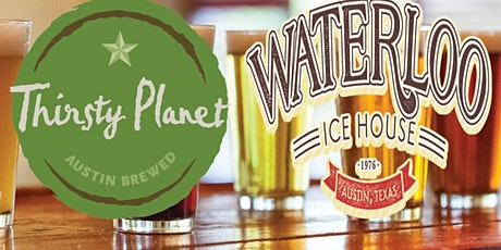 Waterloo Beer Pairing Dinner Featuring Thirsty Planet tickets