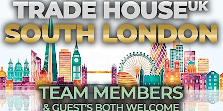 Forex & Crypto TRADEHOUSE- South London tickets
